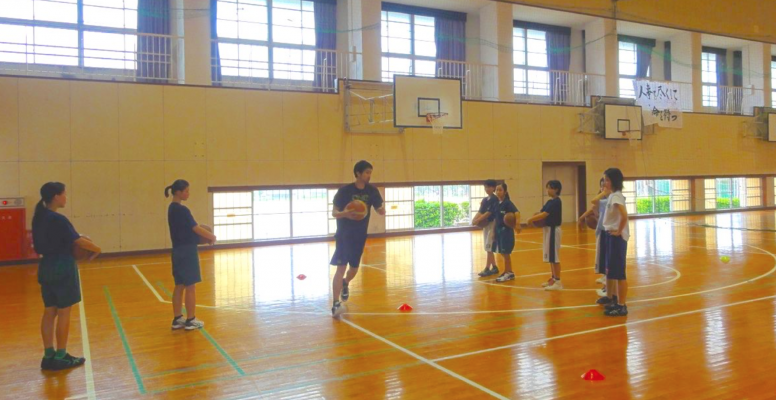 太宰府中学校(太宰府市)を訪問しました